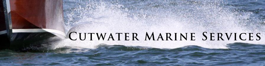 Cutwater Marine Services header image